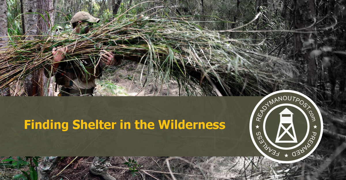 Finding Shelter In The Wilderness